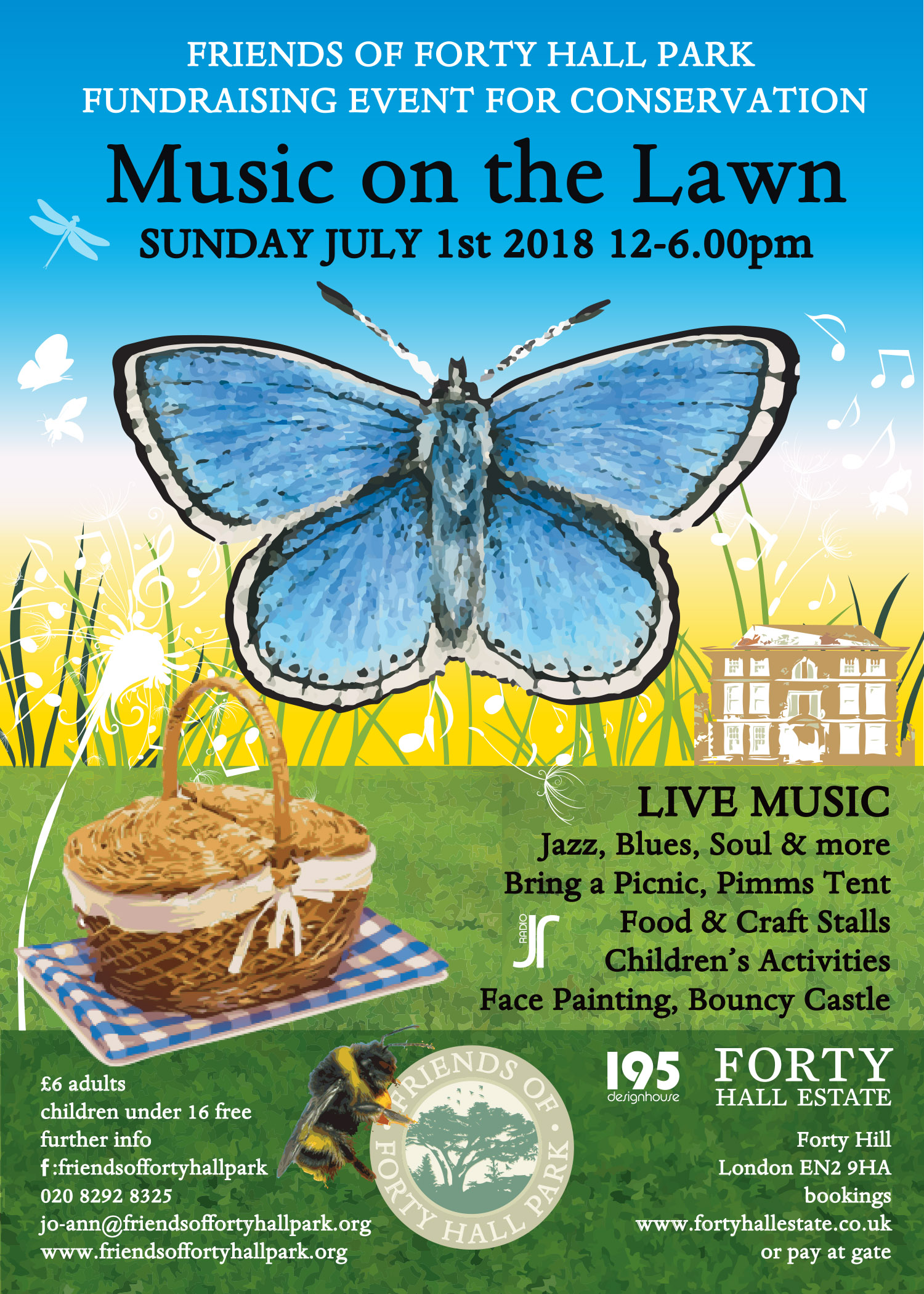 Music on the Lawn 2018